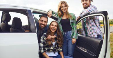 Aseguranza de autos para jóvenes