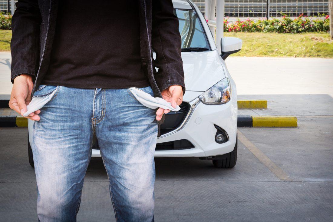 Cómo comprar carro sin crédito en USA