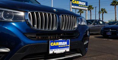 Cómo vender mi carro en CarMax