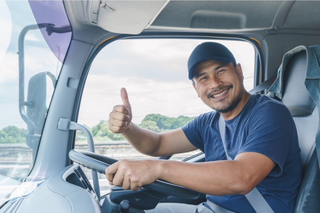 El mejor seguro para camiones comerciales en USA