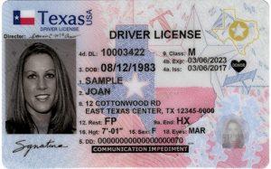 licencia de conducir clase M