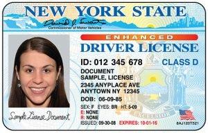 licencia de conducir sin restricciones