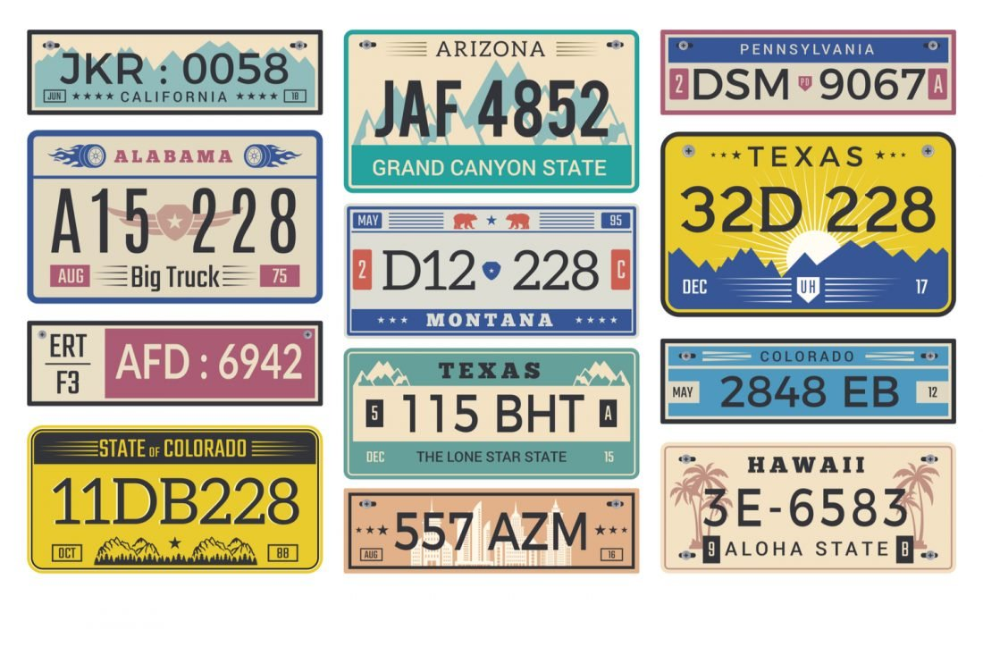 Asegurar un auto con placas de otro estado