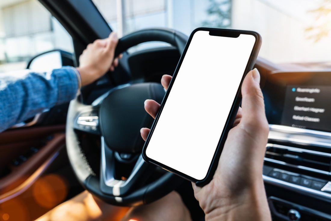 Aplicaciones para ganar dinero con tu carro en USA