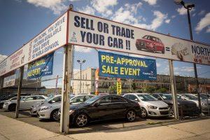 Cómo abrir un dealer de autos usados en North Carolina