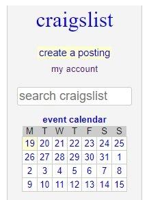 como abrir una cuenta en craigslist paso 2