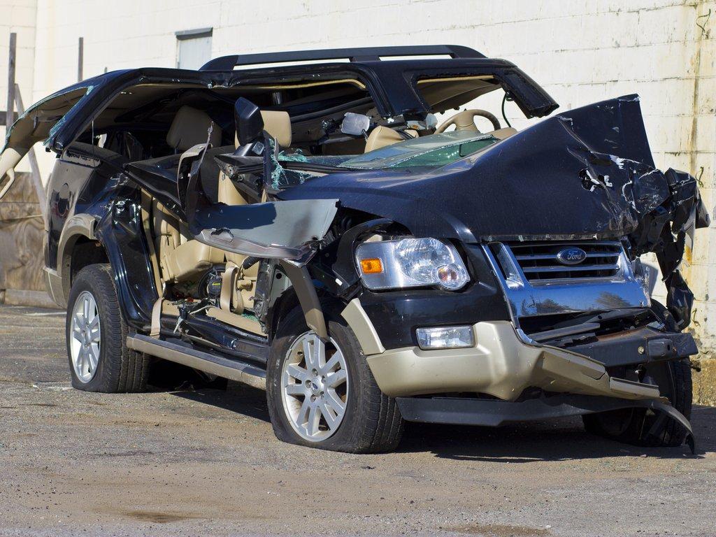 Cómo saber si un carro es pérdida total