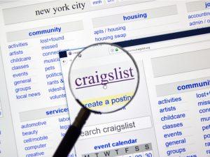 Cómo vender un carro en Craiglist
