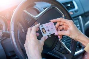 ¿Cuántos puntos tengo en mi licencia de conducir?