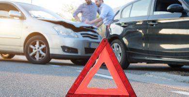 Errores que debes evitar luego de chocar con tu auto