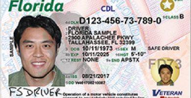¿Cuánto cuesta la licencia CDL en Miami?