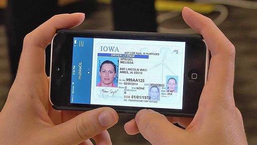 Licencia de conducir digital en Estados Unidos