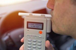 ¿Cuál es el limite de alcohol para conducir en Estados Unidos?