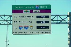 Peajes y autopistas más caros de Estados Unidos