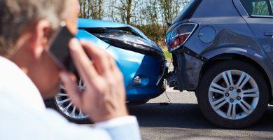 Esto es lo que debes hacer luego de un accidente de auto