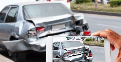 ¿Qué hacer si chocaron mi auto que estaba estacionado?