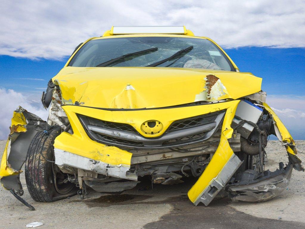 Qué significa totaled car en español