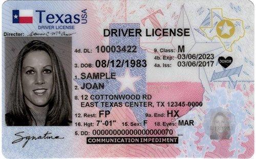 ¿Qué hacer si perdiste tu licencia de conducir de Texas?