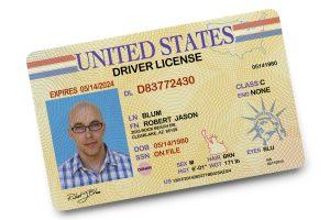 Tipos de licencia de conducir en Estados Unidos