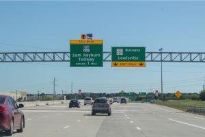 ¿Cómo pagar toll en Texas?